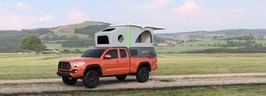 Leentu Ultra Lightweight Pop-up Camper Features Aerodynamic Design