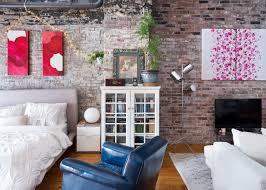 100 Modern Stone Walls Home Design Tour An Industrial Brick Loft