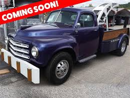 100 1953 Studebaker Truck Custom Restomod Tow For Sale ClassicCarscom