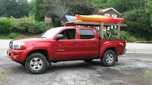 PICKUP TRUCK RACKS Tripping HEAVY Obligation 1 HARDWOOD 3 8 ... Over Cab Truck Kayak Rack Cosmecol With Regard To Fifth Wheel Best Roof Racks The Buyers Guide To 2018 Canoekayak For Your Taco Tacoma World Cap Kayakcanoe Full Size Wtonneau Backcountry Post Yakima Trucks Bradshomefurnishings Build Your Own Low Cost Pickup Canoe Wilderness Systems Finally On The Prinsu 16 Apex 3 Ladder Steel Sidemount Utility Discount Ramps Expert Installation Howdy Ya Dewit Easy Homemade And Lumber