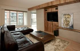 Feature Wall Design For Living Room Homes Zone
