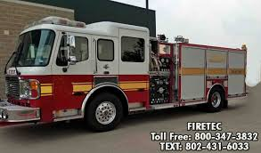 100 Used Rescue Trucks Used Fire Trucks For Sale Including This 2004 American LaFrance