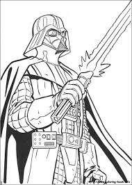 Easy Star Wars Coloring Pages 6
