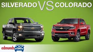 100 43 Chevy Truck Silverado Vs Colorado Which Is Best