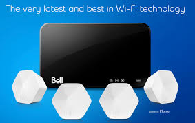 Bell Launches Whole Home Wi Fi Service Powered by Plume Pods
