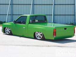 100 1991 Nissan Truck Hardbody Custom S Mini In Magazine