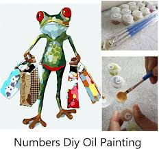 abstract ohne rahmen aksuo diy malen nach zahlen kits
