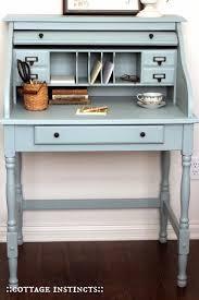 Pottery Barn Corner Desk Craigslist by Best 25 Antique Desk Ideas On Pinterest Rolltop Desk Vintage