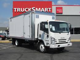 2018 ISUZU NPR-HD 18 FT PROSCAPE BOX VAN TRUCK FOR SALE #11137