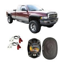 100 Truck Speakers Amazoncom Fits Dodge Ram 2500 19942002 Front Door Factory