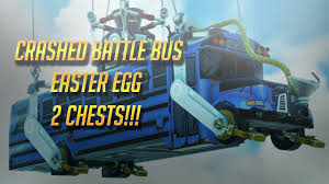 Crashed Battle Bus Loot Spot (Video) - Forums