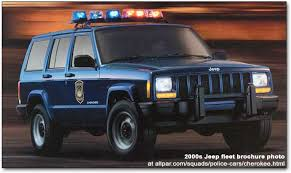 1996 Jeep Cherokee Floor Pan by Jeep Cherokee Police Cars