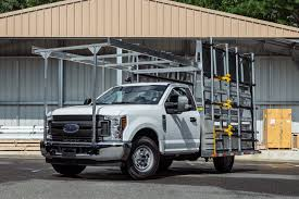 MyGlassTruck Unveils New Atlas Body On Ford F250 | My Glass Truck