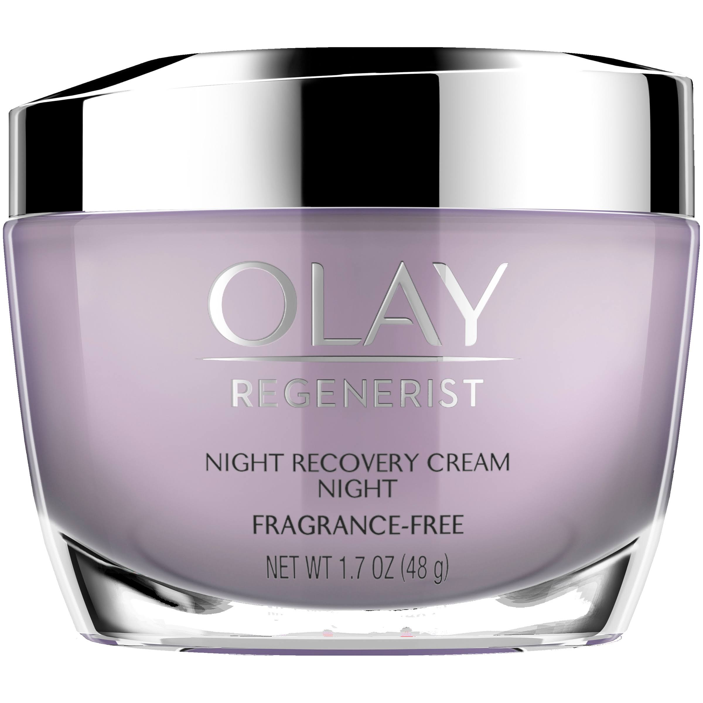 Olay Regenerist Advanced Anti-Aging Moisturize Night Recovery Cream - 48g