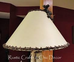 Rustic Crafts And Chic Decor DIY Lampshade