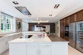 ambient lighting kitchen transitional with kitchen peninsula l