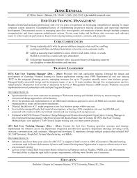 Listening Skills Resume Examples Best Of Download Training Manager Sample
