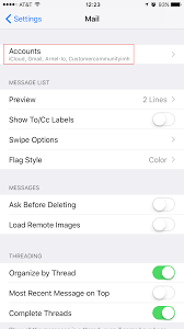 How to Fix the Server Error with iPhone mail or other iOS mail