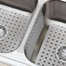 oxo silicone sink mat kitchen sink mats and sink divider mat kitchen walter
