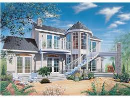 The Waterfront House Designs by Plan 027h 0031 Find Unique House Plans Home Plans And Floor