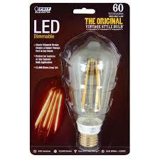 feit the original vintage style bulb 4 2 watt 120v medium e26
