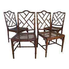 Set Of Four Chinese Chippendale Faux Bamboo Dining Chairs Bamboo Chippendale Chairs Small Set Of Eight Tall Back Black Faux Chinese Chinese Chippendale Florida Regency 57 Ding Table Vintage Six A Quick Living Room And Refresh Stripes Whimsy Side By Janneys Collection Chair Toronto For Sale Four
