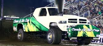 100 Indiana Truck Pullers PullTown Import All Ticket And Camp Data