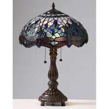 Overstock Tiffany Floor Lamps by Blue Tiffany Lamp Home Blogar