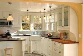 sink kitchen lighting ideas guest cottage kitchen remodel