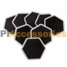 Rubber Furniture Pads For Wood Floors by Furniture Glides And Felt Pads Ebay