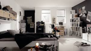 meuble rangement chambre ado chambre d ado stylée 30 idées de déco unisexe pour filles ou pour gars