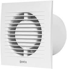 kerabad ventilator lüfter badlüfter wandlüfter bad lüfter für wc bad oder küche feuchtesteuerung feuchtesensor weiss ø 100 mm durchmesser ht