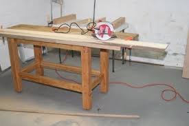 building a real woodworker u0027s workbench 32 steps with pictures