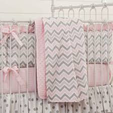 Sock Monkey Crib Bedding by Pink And Grey Baby Bedding For Welcoming Baby Theplanmagazine Com