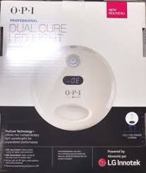 NEW 2017 OPI Dual Cure GelColor LED UV Lamp Light GL902 US Nail