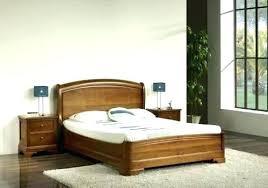 catalogue chambre a coucher moderne en bois massif lit en bois adulte chambre adulte complete en bois