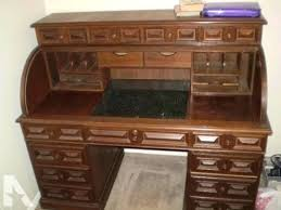Little Tikes Computer Desk Craigslist by Desk Rolltop Walnut 3 Antique Roll Top For Sale Attractive House