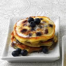 heidelbeer buttermilch pancakes