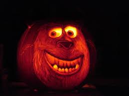 Sulley Monsters Inc Pumpkin Stencils by Grim Reaper Pumpkin Stencils Pr Energy