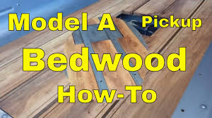 How To Make Bed Wood For Model A Pickup Truck - YouTube Best Sealer For Wood Truck Bed Migrant Resource Network Truck Bed Tips Tricks And Tutorials Model Cars Magazine Forum Brothers Classic Chevy Wood Wooden Performance Online Inc Hot Rod Trucks Projects Custom Ideashow To The Hamb Parts Retains Marketing Specialists Bonspemedia Photo Gallery Sapele Floor Classic Lachanceaustore Com Youtube Post Your Woodmetal Customizmodified Or Stock Page 9 Red Oak Ten Trick Ideas From 2015 Sema Show A 1939 Chevy Pickup That Mixes Themes With Great Results