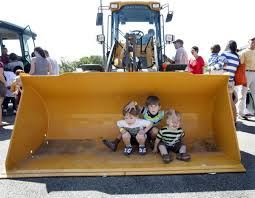 Family Favorites Touch A Truck, Brick Fest And State Fair Of ...