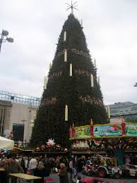 Biggest Christmas Tree Of The World