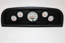1960-63 Chevrolet Truck 5 Gauge Dash Panel (excludes GMC Trucks ...