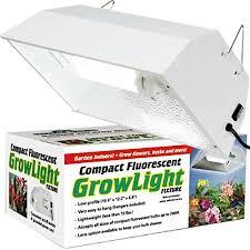 compact fluorescent grow lights cfl planet