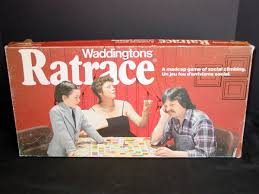 Whats In That Game Box Ratrace 1973