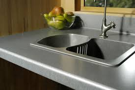 Bathroom Countertop Materials Pros And Cons by Modern Kitchen Countertops From Unusual Materials 30 Ideas