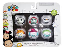 Nightmare Before Christmas Bathroom Decor by Tsum Tsum Nightmare Before Christmas Gift Pack Amazon Co Uk Toys