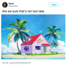 100 Kames House Loot Lake Fortnite Know Your Meme