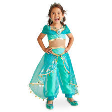 Jasmine Costume For Kids Princess Jasmine Birthday Party