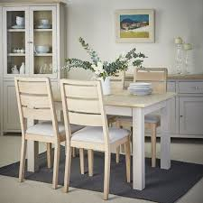 Rushbury Painted Extending Dining Table And Four Chairs Was £99900